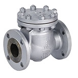 SWING CHECK VALVE CARBON STEEL